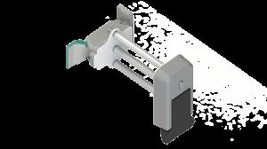 Комплект-базис замикання 13KIT5z12 для холодильних дверей
