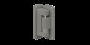 Петлі з мікроліфтом 14027 14028 для холодильних дверей